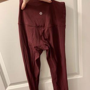 COPY - lululemon align leggings
